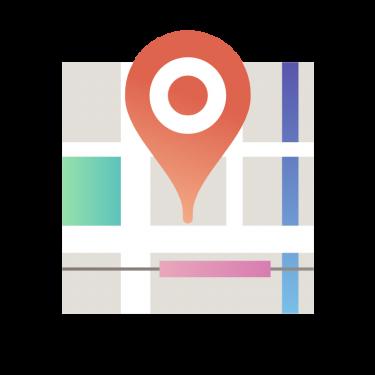 地図(マップ)